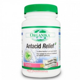 ANTACID 90 Tablete - Hiperaciditate, Reflux, Ulcer