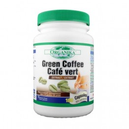 Green Coffee (Cafea Verde) 180 capsule