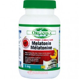 Melatonina 5 mg 90 tablete