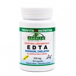 EDTA - Calcium - Disodium - 910 mg 90 tablete