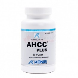 AHCC Plus- Forte 700 mg 60 capsule