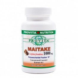 MAITAKE Forte 30% Poly (D-Fraction) 1000 mg 90 capsule