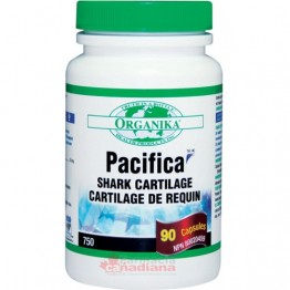 PACIFICA SHARK CARTILAGE (Cartilaj de Rechin) 750 mg 90 capsule